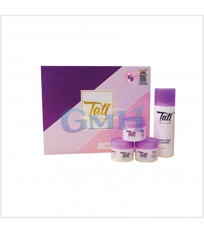 TATI 4 IN 1 SKIN CARE SET (New)