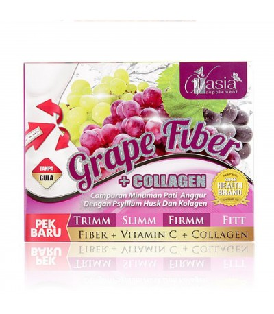 VASIA GRAPE FIBER COLLAGEN 15gx10sct