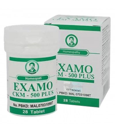 Examo CKM 500 PLUS 28 Tablet