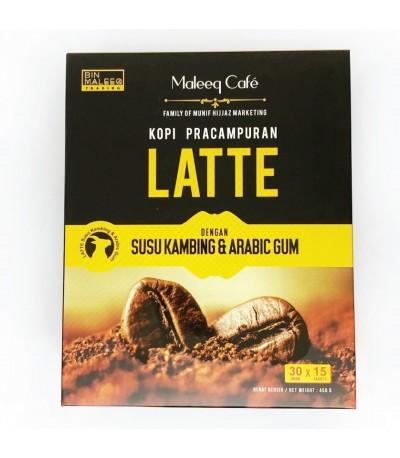 MALEEQ CAFE LATTE 15SCT BOX