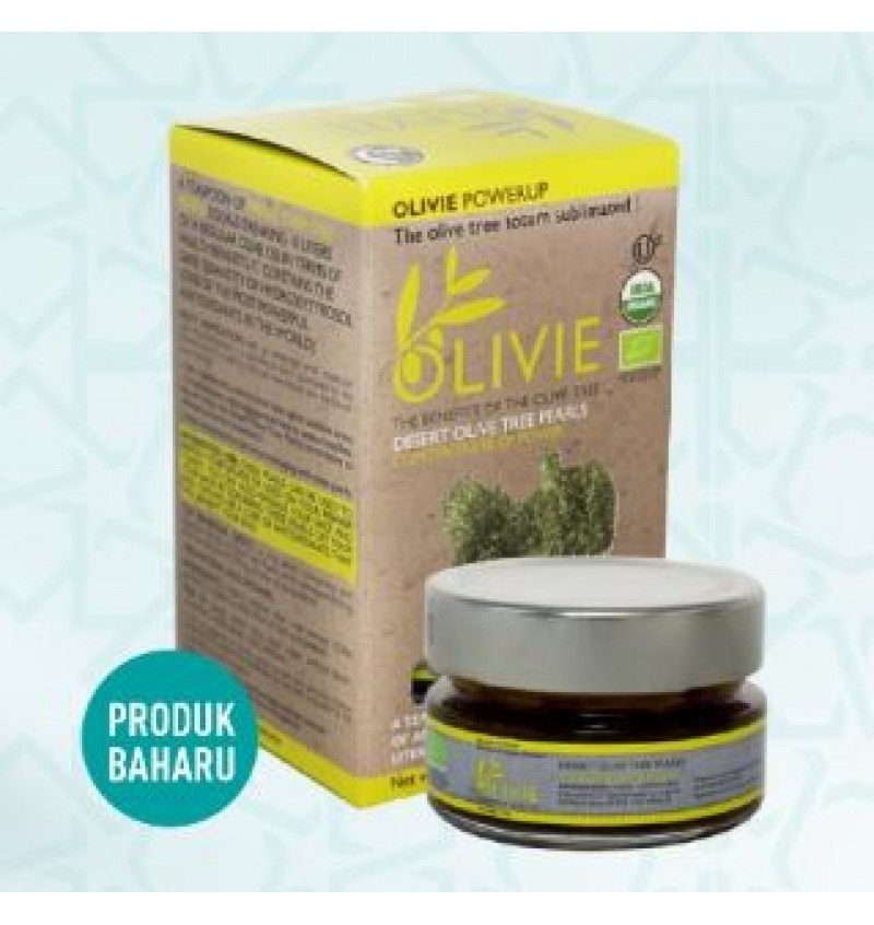 OLIVE HOUSE OLIVIE POWER UP 100g