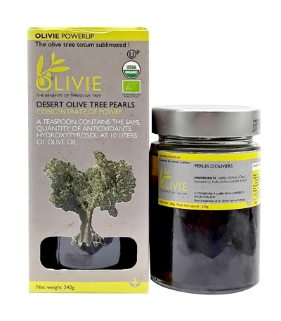 OLIVE HOUSE OLIVIE POWER UP 340g