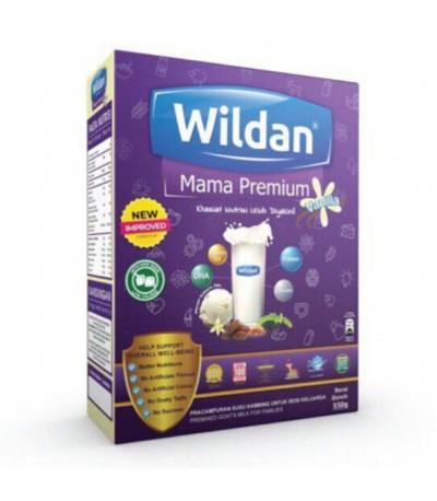 WILDAN MAMA PREMIUM VANILLA 550gm