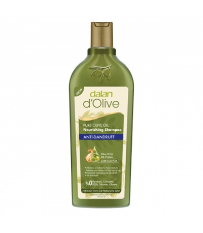 Dalan D'Olive Shampoo Anti Dandruff 400ml New