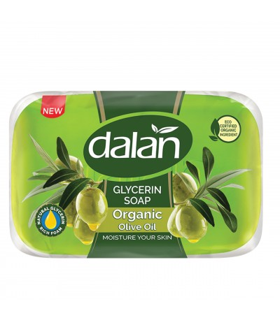 Dalan D Olive Organic Olive Oil Soap 100g New