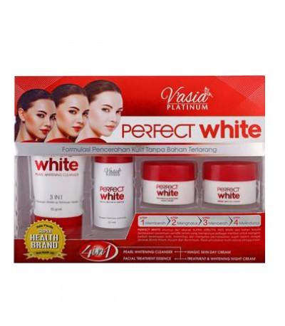 VASIA PERFECT WHITE 4IN1 SET
