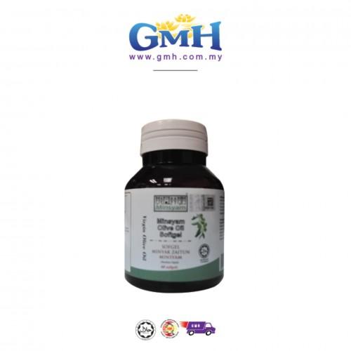 Minsyam Minyak Zaiton Botol 60capsule