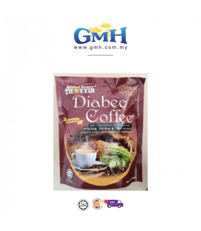 Thoyyib Diabec Coffee 15sachets