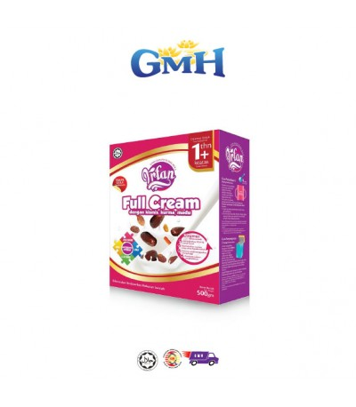 Irfan Full Cream 500g