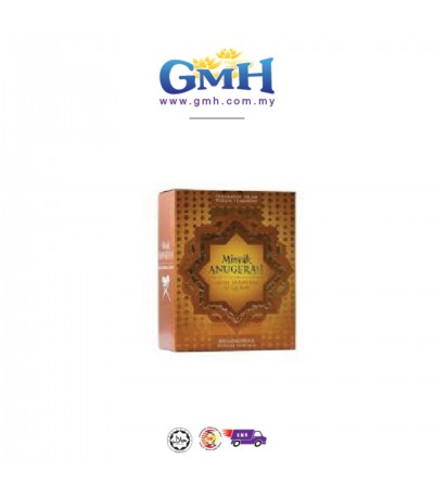 Anugerah Minyak Keharmonian Rumah Tangga (Coklat)