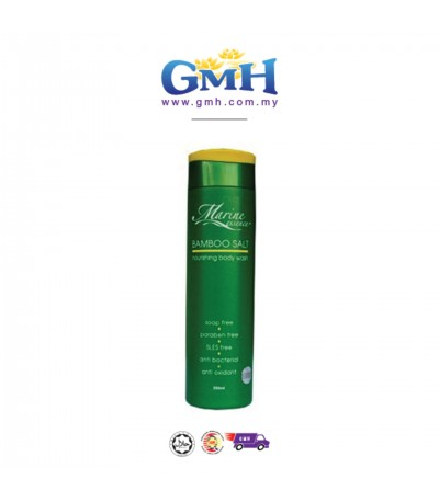 Marine Essence Bamboo Salt Body Wash 250ML