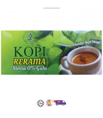 Bio Expert Kopi Rerama Stevia 20sachet