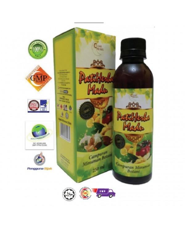 Clear Herbs Pati Herbamadu
