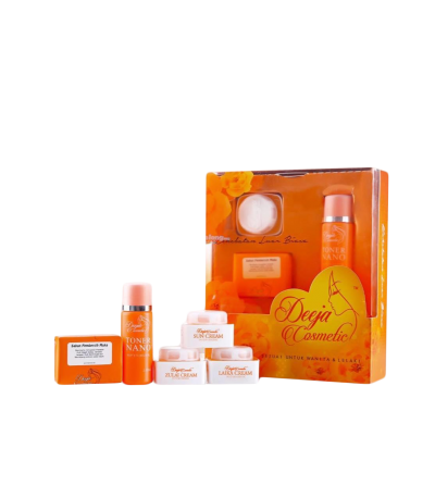 Deeja Cosmetic Set 5in1