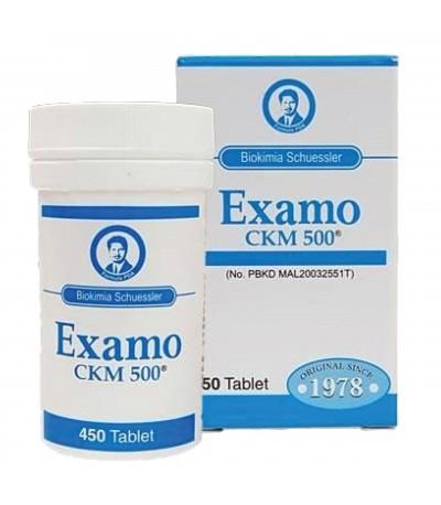 Examo CKM 500 450tablets