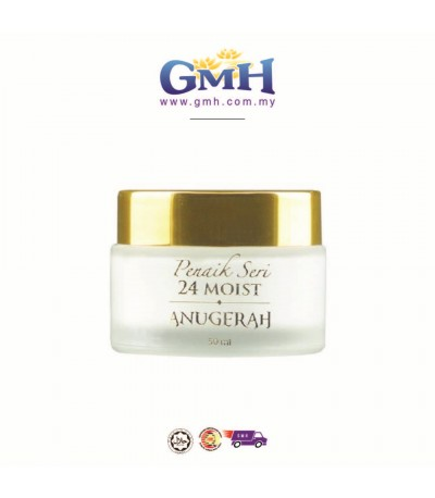 Anugerah 24 Moist 50ml