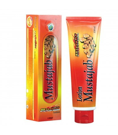 DNH LOSYEN MUSTAJAB XTRA HOT 130ml
