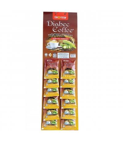 TPI DIABEC COFFEE PAPAN 12SACHET